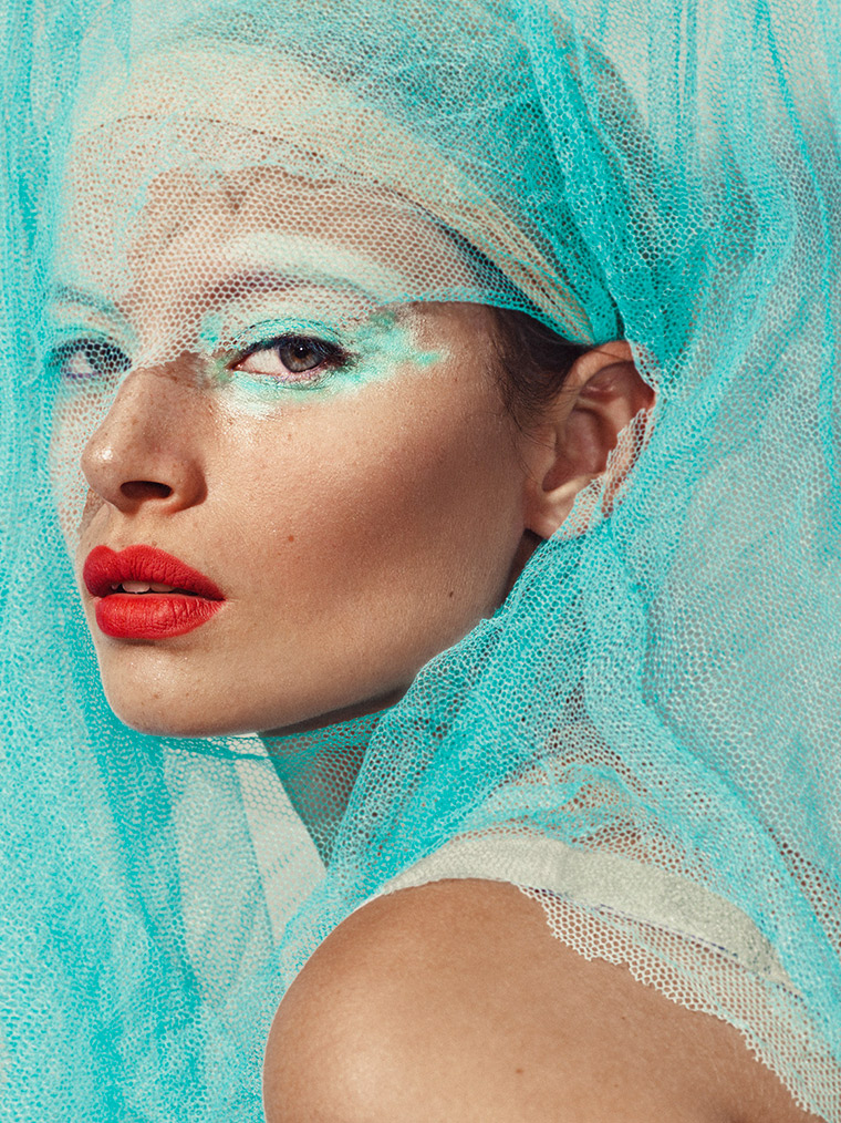 Deconstructed : a series of beautiful portraits by Elena Iv-skaya - 12
