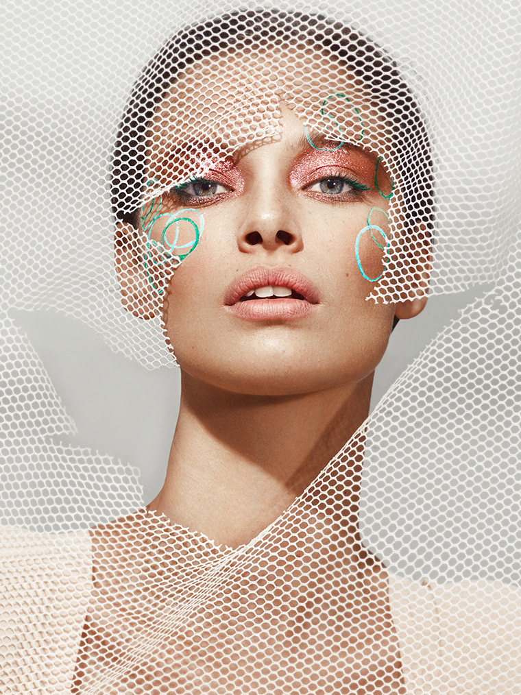 Deconstructed : a series of beautiful portraits by Elena Iv-skaya - 2