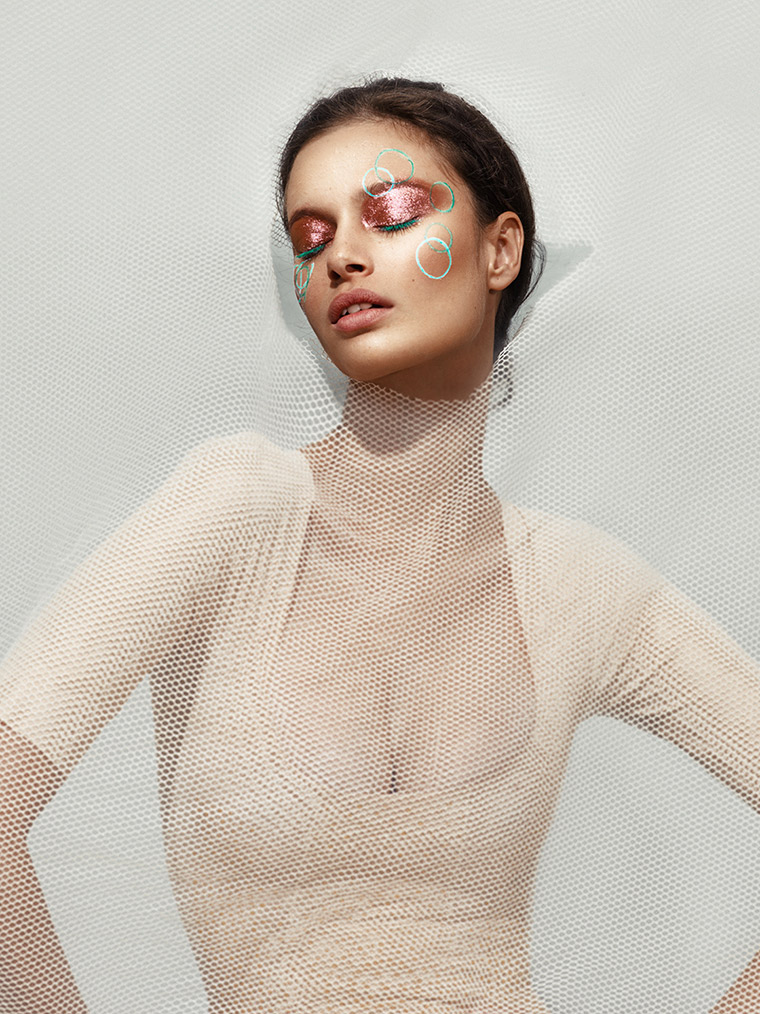 Deconstructed : a series of beautiful portraits by Elena Iv-skaya - 3