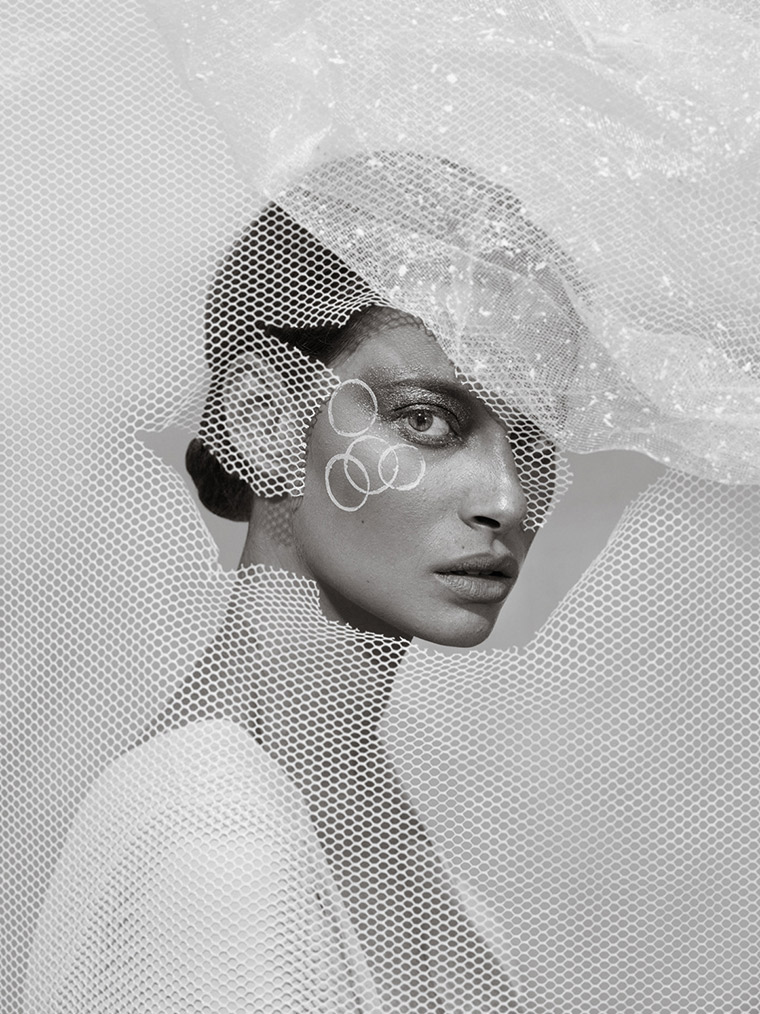 Deconstructed : a series of beautiful portraits by Elena Iv-skaya - 4