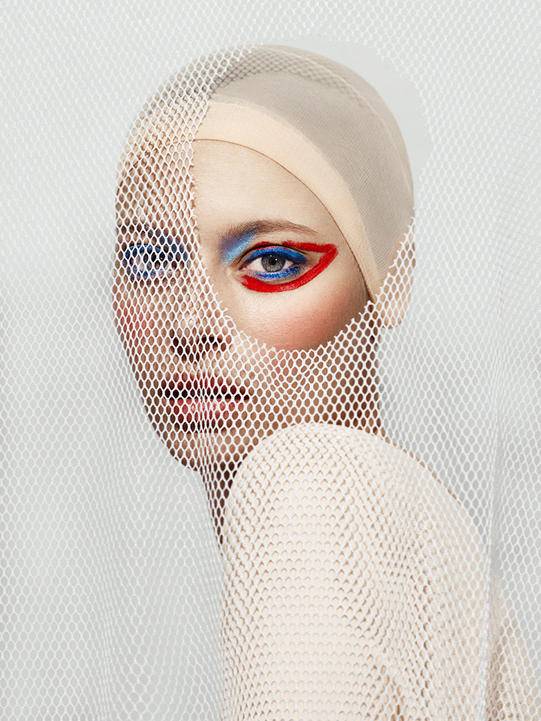 Deconstructed : a series of beautiful portraits by Elena Iv-skaya - 7