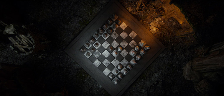 Mind-blowing 3D chess game by Wojciech Magierski - 12