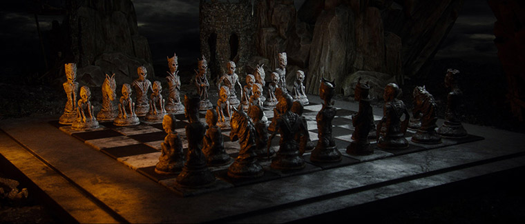 Mind-blowing 3D chess game by Wojciech Magierski - 2
