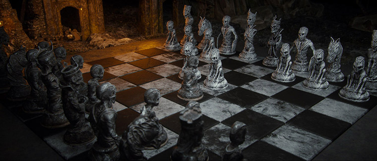 Mind-blowing 3D chess game by Wojciech Magierski - 6