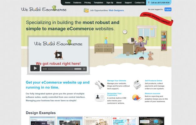 We Build eCommerce