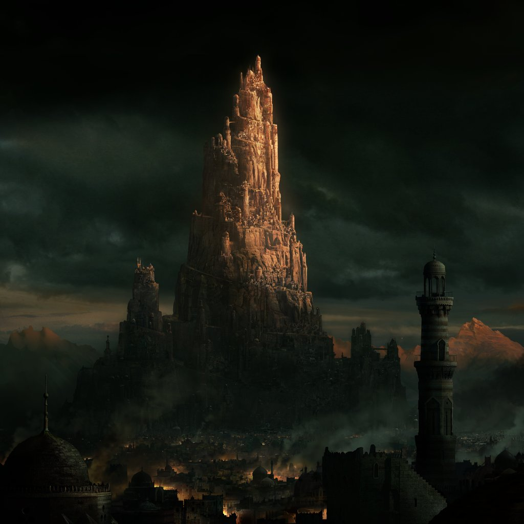 Amazing Artworks Of Prince Of Persia