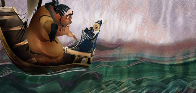 Short Animation Film #79 : Anchored