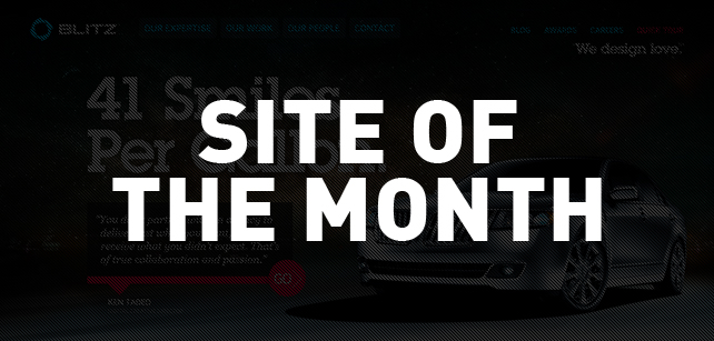 Site of the Month : Mars 2011