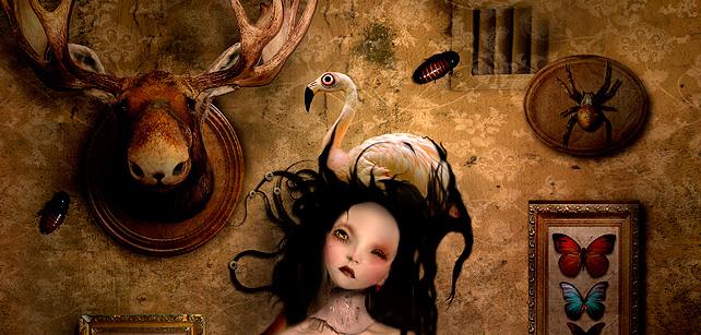 L'univers étrange de Natalie Shau