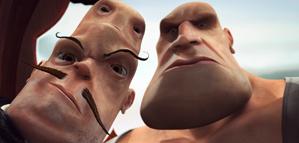 Short Animation Film #59 : Tous des monstres