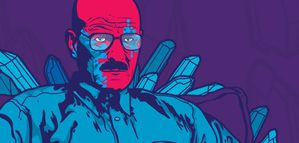 Jared K. Nickerson – Breaking Bad Blue