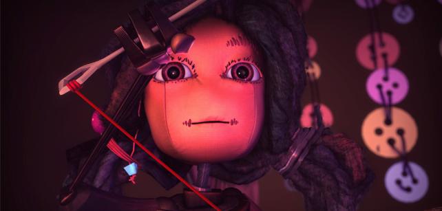 Short Animation Film #93 : Jolie Bobine