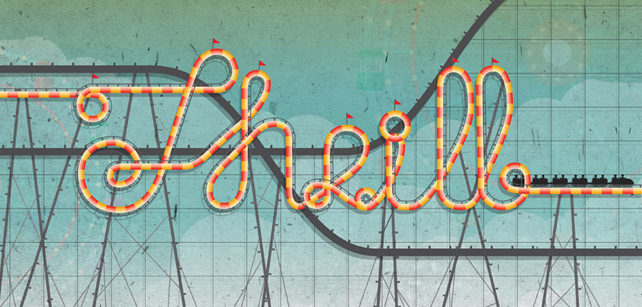 Les créations typographiques de Jing Zhang