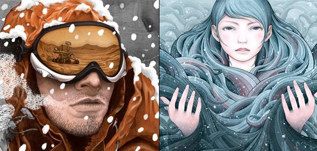 22 incroyables illustrations de Yuta Onoda