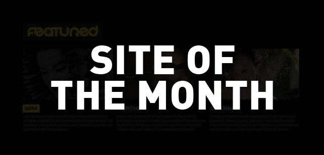 Site of the Month : Juin 2011