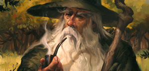 Lucas Graciano – Gandalf the Grey