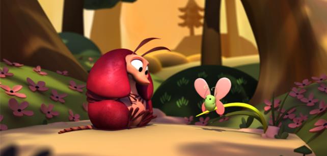 Short Animation Film #75 : Dilla