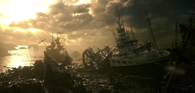 Short Animation Film #70 : Tomb Raider Turning Point