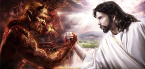 Ong Chew Peng – Devil vs Jesus