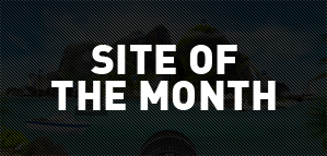 Site of the Month : Octobre 2011