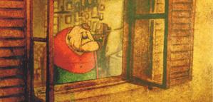 Short Animation Film #84 : La Maison en petits cubes