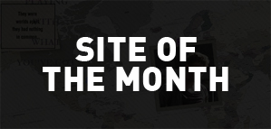 Site of the Month : Septembre 2011