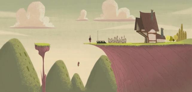 Short Animation Film #85 : Sheared