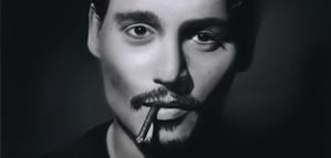 Mennatullah Hossam – Johnny Depp