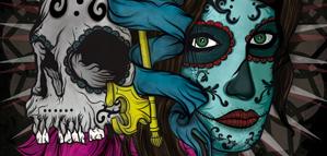 Victor Fuentes – Loto Skull
