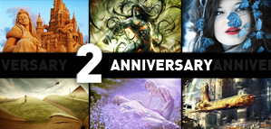 Art-Spire: 2 years, a brand new version!