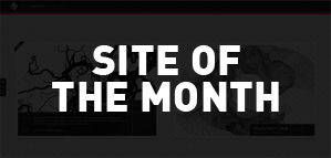 Site of the Month : Août 2011