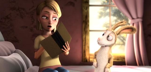 Short Animation Film #83 : A Story Gone Rabid