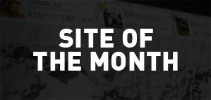 Site of the Month : Juillet 2012