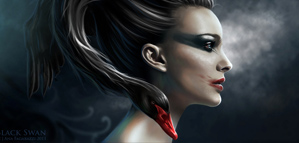 Ana Fagarazzi – Black Swan