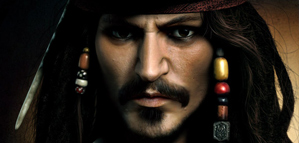 Jeremy Roberts – Captain Jack Sparrow