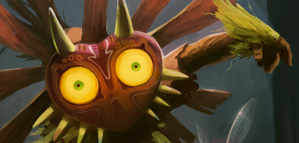 Golden Whale – Skull Kid