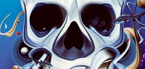David Delin – Organic Skulls