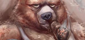 Trung Nguyen – Papa Bear
