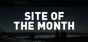 Site of the Month : Janvier 2012