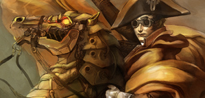 ApplePoo – Steampunk Bonaparte