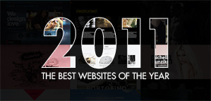 The best websites of 2011