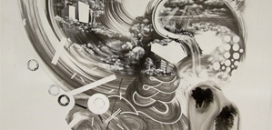 Amazing whiteboard drawings by Gregory Euclide