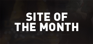 Site of the Month : Mai 2012
