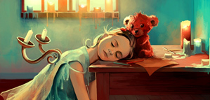 Cyril Rolando – When she was six