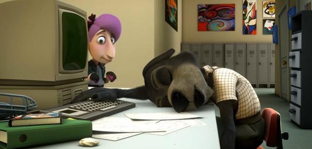 Short Animation Film #119 : FriendSheep