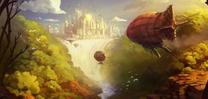 Tony Holmsten – Sochen Falls