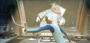 Short Animation Film #121 : Un Petit plat pour l'Homme