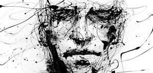 Agnes-Cecile – Lines hold the memories
