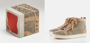 The fascinating Sneaker Cube project by Pawel Nolbert
