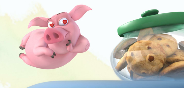 Short Animation Film #117 : Ormie the Pig